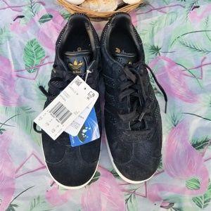 Adidas Gazelle Fashion Sneakers NWOB Size 6.5M